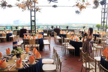 Bàn tiệc Ruby - Khách sạn Majestic Saigon - Hình 2