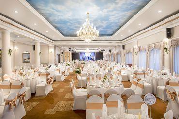 Bàn tiệc Ruby - Khách sạn Majestic Saigon - Hình 8
