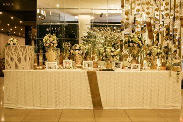 Tiệc cưới theo chủ đề SWEET RUSTIC - Riverside Palace - Hình 4