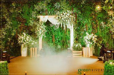 Riverside Palace giới thiệu không gian tiệc cưới ngoài trời độc đáo, mới lạ - Riverside Palace - Hình 32