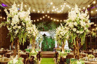 Riverside Palace giới thiệu không gian tiệc cưới ngoài trời độc đáo, mới lạ - Riverside Palace - Hình 2
