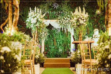 Riverside Palace giới thiệu không gian tiệc cưới ngoài trời độc đáo, mới lạ - Riverside Palace - Hình 1