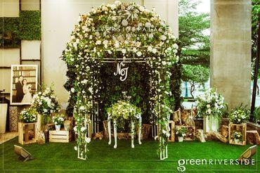 Riverside Palace giới thiệu không gian tiệc cưới ngoài trời độc đáo, mới lạ - Riverside Palace - Hình 18