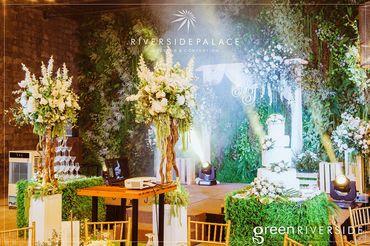 Riverside Palace giới thiệu không gian tiệc cưới ngoài trời độc đáo, mới lạ - Riverside Palace - Hình 26