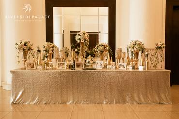 Tiệc cưới theo chủ đề TIMELESS BLISS - Hạnh phúc vượt thời gian - Riverside Palace - Hình 6