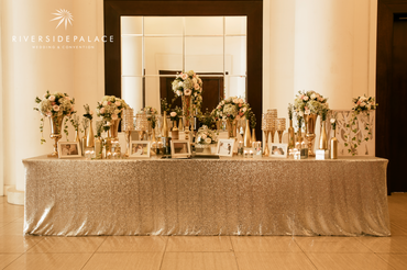 Tiệc cưới theo chủ đề TIMELESS BLISS - Hạnh phúc vượt thời gian - Riverside Palace - Hình 5