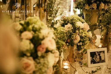 Tiệc cưới theo chủ đề ENDLESS LOVE - Tình yêu vô tận - Riverside Palace - Hình 28
