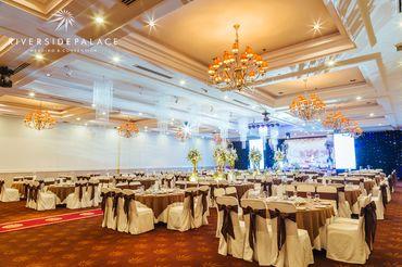Tiệc cưới theo chủ đề ENDLESS LOVE - Tình yêu vô tận - Riverside Palace - Hình 12