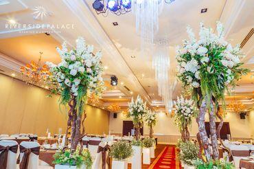 Tiệc cưới theo chủ đề ENDLESS LOVE - Tình yêu vô tận - Riverside Palace - Hình 9