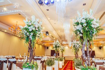 Tiệc cưới theo chủ đề ENDLESS LOVE - Tình yêu vô tận - Riverside Palace - Hình 34
