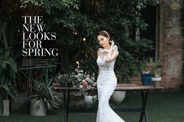 Ảnh Cưới Phim Trường - Sài Gòn Đêm - Trương Tịnh Wedding - Hình 16