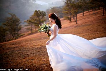 Chụp hình cưới trọn gói tại Đà Lạt - Studio Ngọc Huy - Hình 33