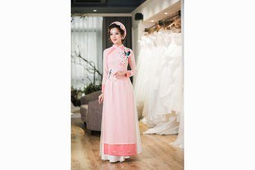Áo dài thiết kế - Hương Bridal - Hình 10