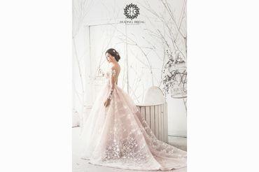 Váy cưới thiết kế - Hương Bridal - Hình 5