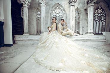 Ảnh cưới Phim Trường Jeju - Áo cưới Lucky Anh&Em - Hình 25