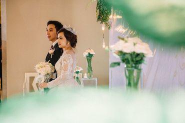 [Real wedding] James & Nikki | 15.04.2017 | Metropole. - Pink and Mint - Hình 10