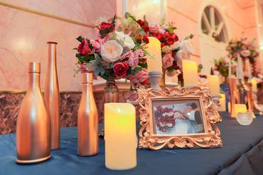 Gói trang trí Melody Blue - MerPerle Crystal Palace Hotel - Convention - Hình 5