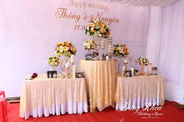 Sảnh tiệc cưới - Cưới hỏi Đăng Khoa - Hình 9