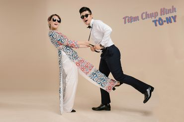 Sai Gon Package (Simple Concept / Phim Trường / Ngoại Cảnh SG) - Tony Wedding - Hình 17