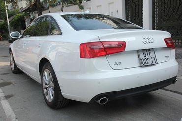 Audi A6 - Saigon Limo - Hình 2