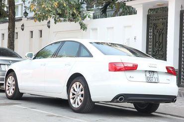 Audi A6 - Saigon Limo - Hình 1