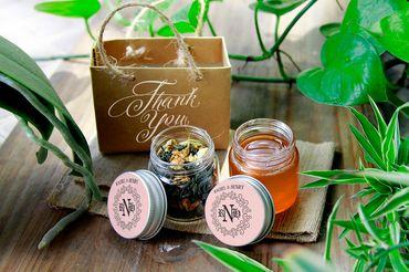 Set lọ trà và mật ong - 99Merci - Hình 1