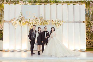 5. TRÍ DŨNG - THU TRANG - Trung tâm tổ chức sự kiện & tiệc cưới CTM Palace - Hình 26