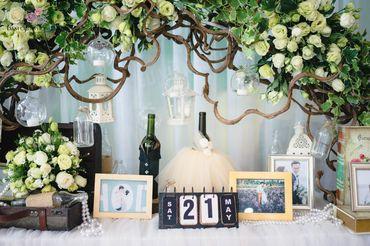 Combo tiệc cưới phong cách Rustic II - Tự Trang Trí Đám Cưới - Hình 10