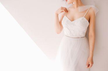 Áo cưới mã CL01-2007-02 - HAL Bridal - Hình 2