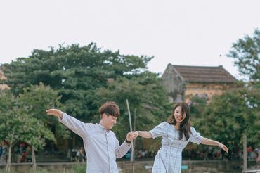 Một ngày ở Hội An của người Hàn <3 - HAL Bridal - Hình 10