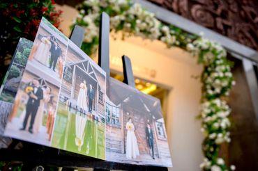 Tiệc cưới trọn gói cao cấp theo xu hướng Vintage tông trầm ấm - Trung tâm Hội Nghị - Tiệc Cưới Hoàng Long - Hình 2