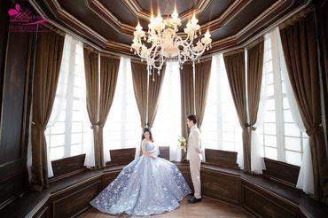 Bảng giá chụp album cưới PT & ngoại cảnh HCM - Ảnh viện áo cưới Mailisa - Hình 11