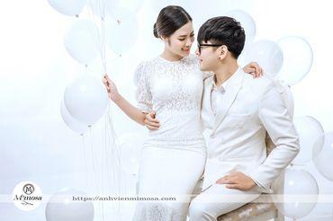 Album ảnh cưới concept bóng bay - Mimosa Wedding - Hình 15