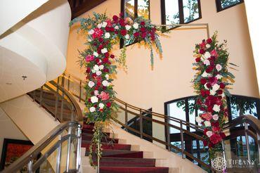 Trang trí hội trường Khách sạn - Style 1 - Tiffany Wedding and Event - Hình 10