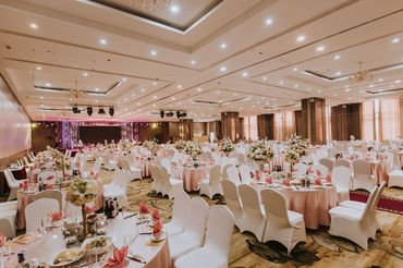 TRANG TRÍ SẢNH TIỆC CƯỚI - Trung tâm tổ chức sự kiện & tiệc cưới CTM Palace - Hình 4