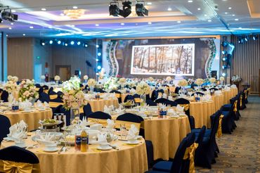 3. SẢNH TIỆC MAJESTIC - Trung tâm tổ chức sự kiện & tiệc cưới CTM Palace - Hình 4
