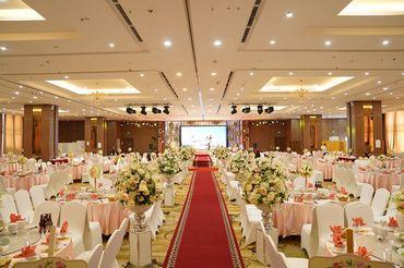 TRANG TRÍ SẢNH TIỆC CƯỚI - Trung tâm tổ chức sự kiện & tiệc cưới CTM Palace - Hình 3