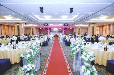 TRANG TRÍ SẢNH TIỆC CƯỚI - Trung tâm tổ chức sự kiện & tiệc cưới CTM Palace - Hình 5