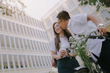 Chụp hình cưới Ngoại Thành TP.HCM - Bonjour Studio - Hình 8