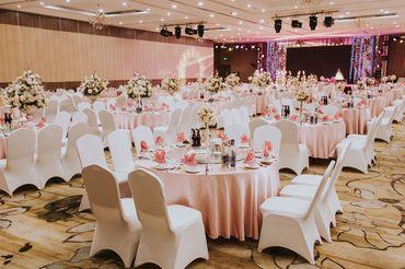 2. SẢNH TIỆC BABYLON GARDEN - Trung tâm tổ chức sự kiện & tiệc cưới CTM Palace - Hình 9