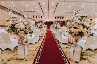 2. SẢNH TIỆC BABYLON GARDEN - Trung tâm tổ chức sự kiện & tiệc cưới CTM Palace - Hình 8