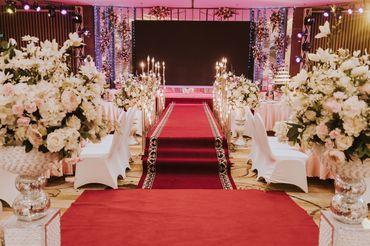 2. SẢNH TIỆC BABYLON GARDEN - Trung tâm tổ chức sự kiện & tiệc cưới CTM Palace - Hình 3