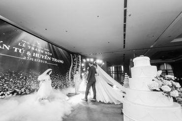 6. TUẤN TÚ - HUYỀN TRANG - Trung tâm tổ chức sự kiện & tiệc cưới CTM Palace - Hình 8