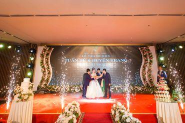 6. TUẤN TÚ - HUYỀN TRANG - Trung tâm tổ chức sự kiện & tiệc cưới CTM Palace - Hình 5