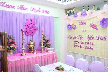 Trang trí gia tiên - Angel Fairy Wedding Planner - Hình 5