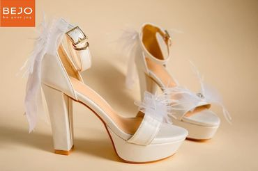 ANGEL - Giày cưới / Giày Cô Dâu BEJO BRIDAL - Hình 7