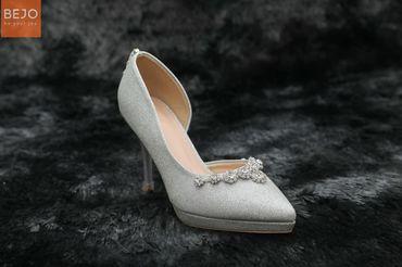 Giày 9cm  - Giày cưới / Giày Cô Dâu BEJO BRIDAL - Hình 10