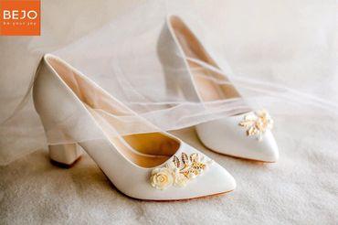 VINTAGE - Giày cưới / Giày Cô Dâu BEJO BRIDAL - Hình 10