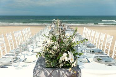 Không gian tiệc cưới bên biển - Sheraton Grand Danang Resort - Hình 4