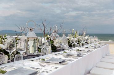 Không gian tiệc cưới bên biển - Sheraton Grand Danang Resort - Hình 7